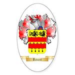 Bavant Sticker (Oval 50 pk)