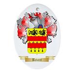 Bavant Ornament (Oval)
