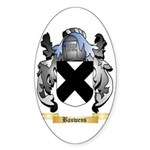 Bauwens Sticker (Oval)