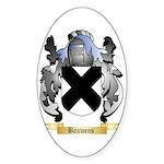 Bauwens Sticker (Oval 10 pk)