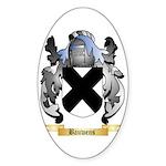 Bauwens Sticker (Oval 50 pk)