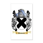 Bauwens 20x12 Wall Decal