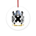 Bauwens Ornament (Round)