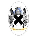 Bauwen Sticker (Oval 50 pk)