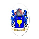 Bautiste 35x21 Oval Wall Decal