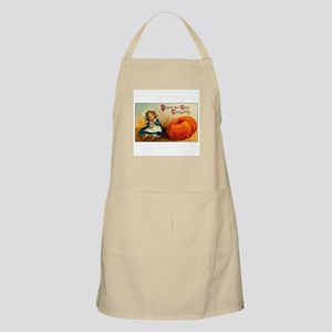 Country Thanksgiving BBQ Apron