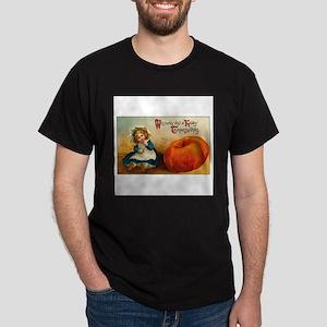 Country Thanksgiving Dark T-Shirt