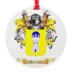Bautista Round Ornament
