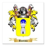 Bautista Square Car Magnet 3