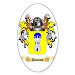 Bautista Sticker (Oval 50 pk)