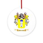 Bautista Ornament (Round)