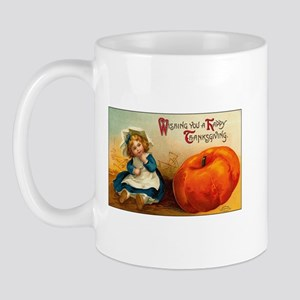 Country Thanksgiving Mug