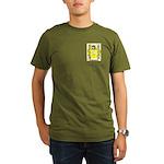 Bautesar Organic Men's T-Shirt (dark)