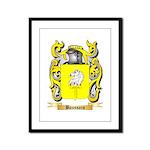 Baussaro Framed Panel Print