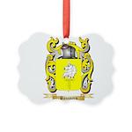 Baussaro Picture Ornament