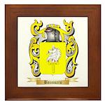 Baussaro Framed Tile
