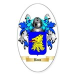 Baun Sticker (Oval 10 pk)
