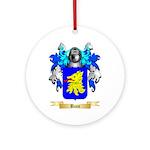 Baun Ornament (Round)