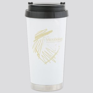 Microbiology Stainless Steel Travel Mug