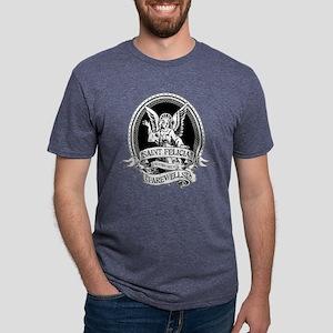 Saint Felicia Mens Tri-blend T-Shirt