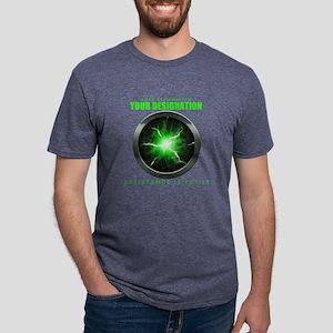 Borg Designation Mens Tri-blend T-Shirt
