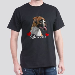 Love Boxers Dark T-Shirt