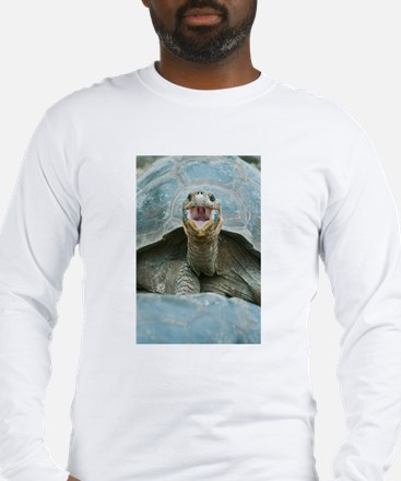 Laughing Turtle Long Sleeve T-Shirt