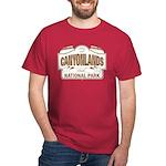 Canyonlands National Park Dark T-Shirt