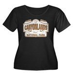 Canyonlands National Park Women's Plus Size Scoop