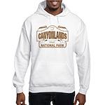 Canyonlands National Park Hooded Sweatshirt