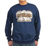 Canyonlands National Park Sweatshirt (dark)