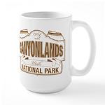 Canyonlands National Park Large Mug