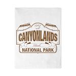 Canyonlands National Park Twin Duvet