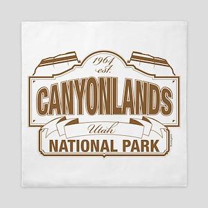 Canyonlands National Park Queen Duvet