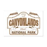 Canyonlands National Park Mini Poster Print