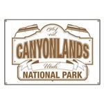 Canyonlands National Park Banner
