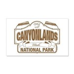 Canyonlands National Park 20x12 Wall Decal