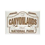 Canyonlands National Park Rectangle Magnet (100 pa
