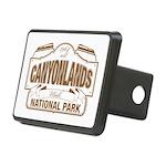 Canyonlands National Park Rectangular Hitch Cover