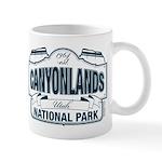 Canyonlands Blue Sign Mug