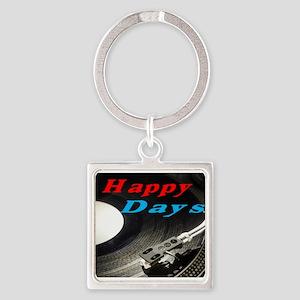 Happy Days Keychains