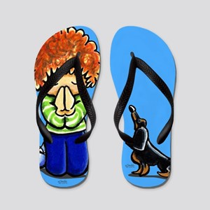 Prayer Partners Flip Flops