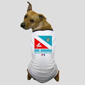 Dive Bahamas Dog T-Shirt