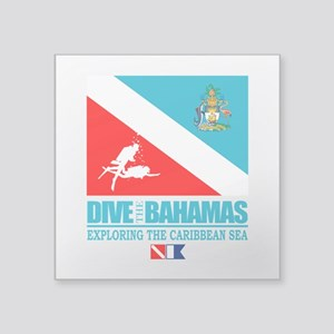 Dive Bahamas Sticker