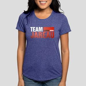 Team Jareau Womens Tri-blend T-Shirt