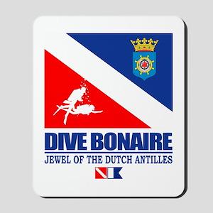 Dive Bonaire Mousepad
