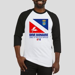 Dive Bonaire Baseball Jersey