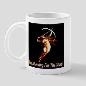 I'm Shooting For The Stars Mug