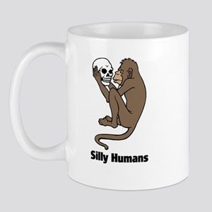 Silly Humans Mug