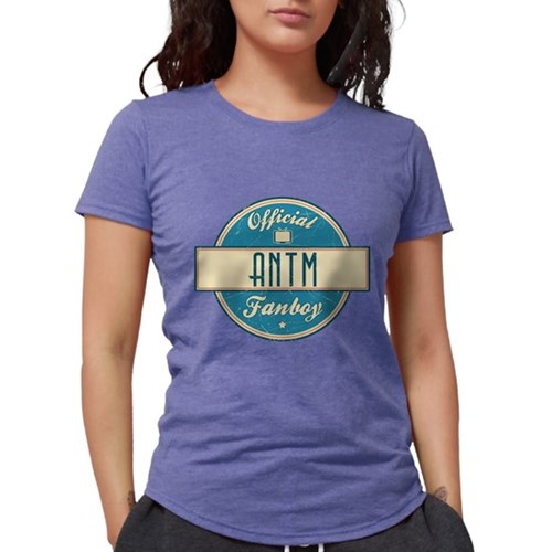 Official ANTM Fanboy Womens Tri-blend T-Shirt